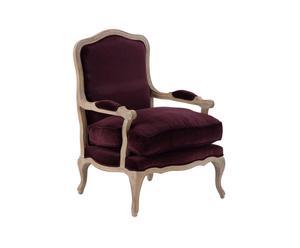 Sillón Blois - púrpura
