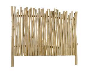 Cabecero en madera de teca