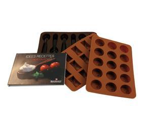 Set de chocolate
