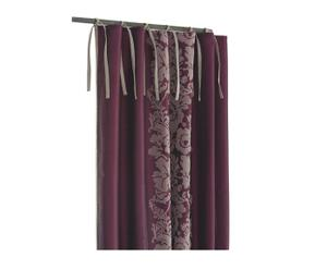 Cortina Duchesse, violeta – 135x280