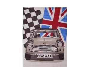 Alfombra Mini car – 120x160