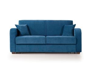 Sofá cama Eric – azul