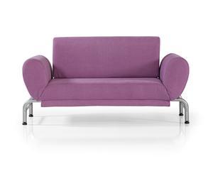 Sofá Nisidia – violeta