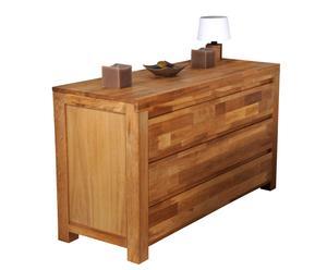 Aparador en madera de roble