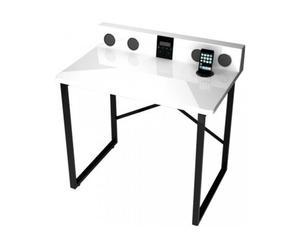 Oficina Multimedia Ihouse – blanco y negro