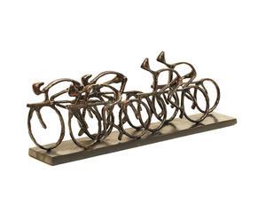 Escultura bicicletas
