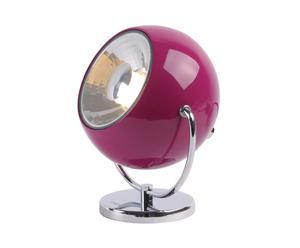 Lámpara de sobremesa de metal Foco - fucsia