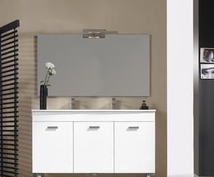 Set de baño blanco - grande