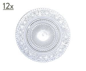 Set de 12 platos de postre Versailles