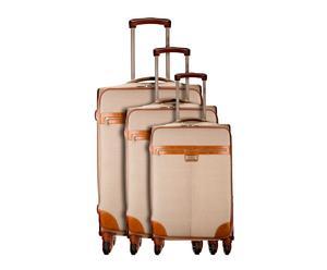 Set de 3 maletas Helsinki – Beige