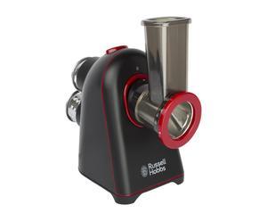 Robot de cocina Desire Slice&Go - negro y rojo