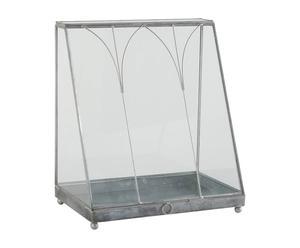 Invernadero Chelsea en hierro y vidrio