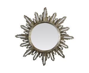 Espejo Soleil - plata