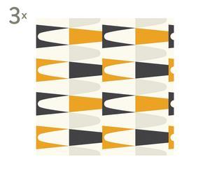 Set de 3 rollos de papel pintado Carnival - 10m