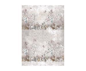 Papel pintado Meadow – gris