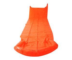 Tobogán de agua deslizante, naranja - 5 metros