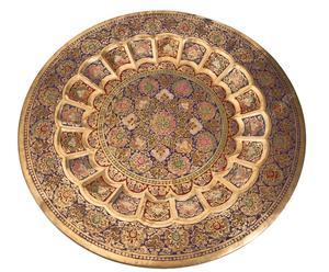 Plato decorativo Libia
