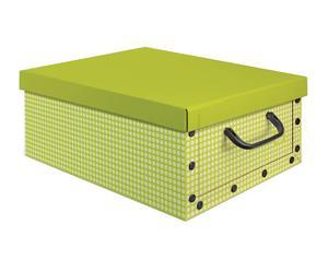 Caja de cartón CARTONBOX Tidy.Tidy - Verde