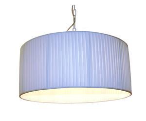 Lámpara de techo cilíndrica – Blanco