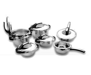 Batería de cocina Virgo – 12 piezas