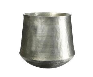 Florero de aluminio