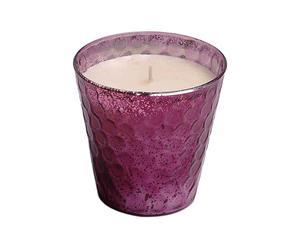 Juego de 3 velas perfumadas White Seasons – violeta
