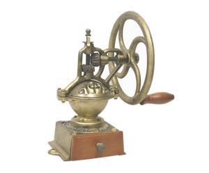 Máquina molinillo de café en hierro fundido 800 – Dorada