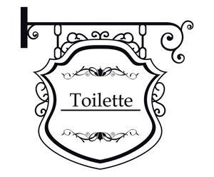 Vinilo Toilette