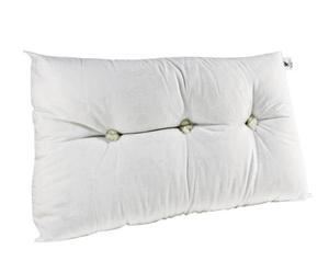 Almohada de algodón y lana Tradizionale – 50x80