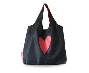 Bolsa de la compra plegable – Corazón