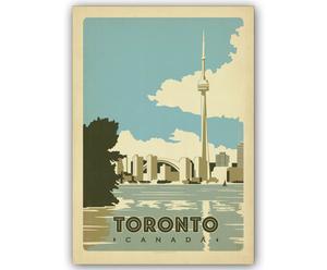 Lámina Toronto, de Joel Anderson
