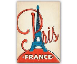 Lámina París, de Joel Anderson