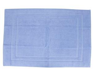 Alfombra de baño – Azul claro