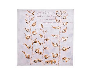 Lienzo Leaf Gold