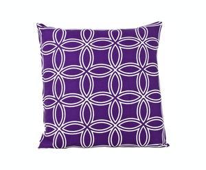 Cojín Arabian, púrpura - 40x40