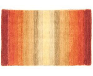 Alfombra Sherpa Mix Silk, tierra – 65x90