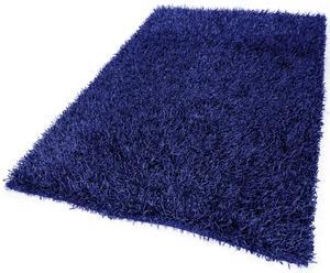Alfombra Shaggy Tiffany, azul - 160x230
