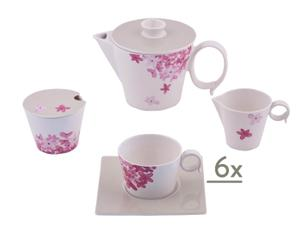 Set de té Joy - 15 piezas