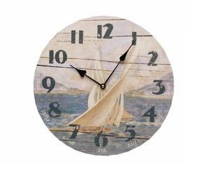 Reloj de pared Vela