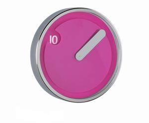 Reloj de pared - Rosa