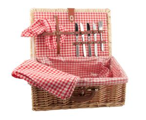 Set de picnic para 4 personas
