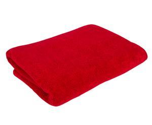 Toalla de ducha - Rojo