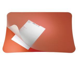 Alfombrilla del ratón de espuma Naranja - Grande