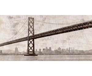 Cuadro Golden Gate - 50x100