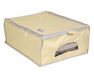 Caja de almacenaje con cremallera Dolce Vita
