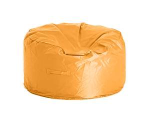 Puf Lounge Pequeño – Naranja