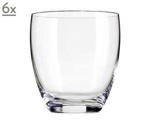 Set de 6 vasos de agua - 40 cl
