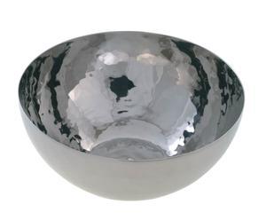 Cuenco redondo de aluminio