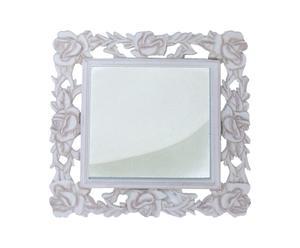 espejo rosa quandrato