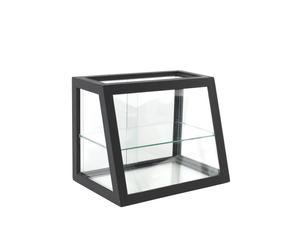 Vitrina de cristal Noir